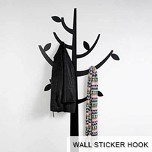 Wall Sticker with Hook